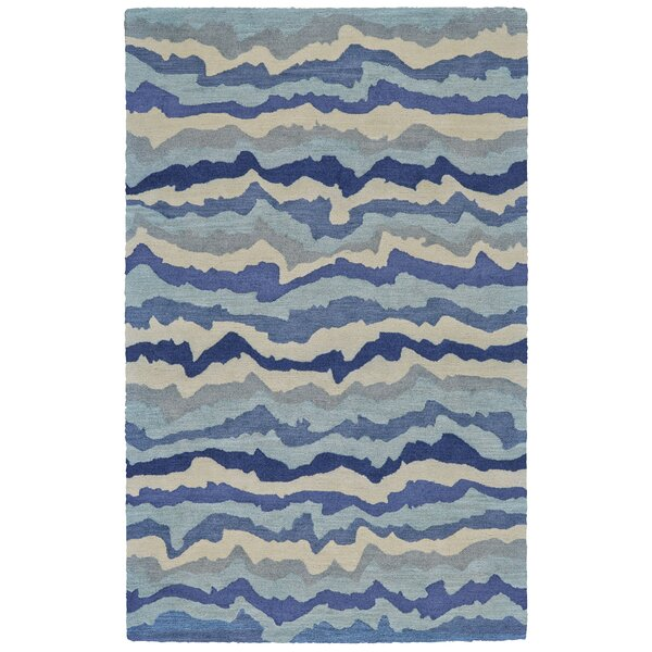 Sang Hand Tufted Tide Indoor/Outdoor Area Rug by Winston Porter