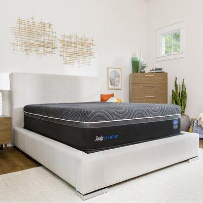 Sealy Premium Silver Chill Cooling Firm Mattress Mattress Hybrid Mattresses