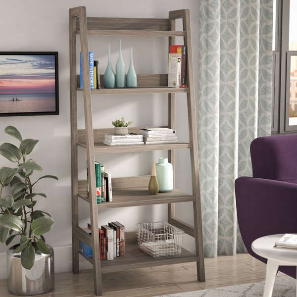 Look for Saskia Ladder Bookcase by Andover Mills