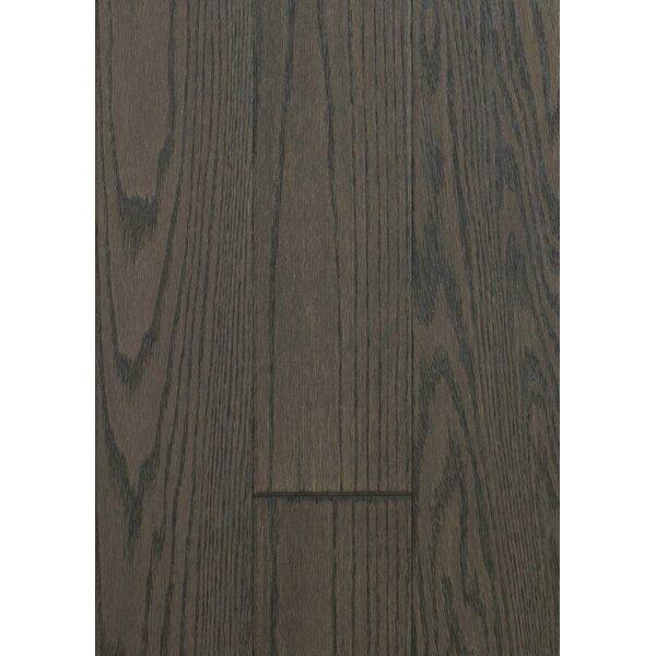 5 Engineered Oak Hardwood Flooring in Brushed Truffle by Maritime Hardwood Floors