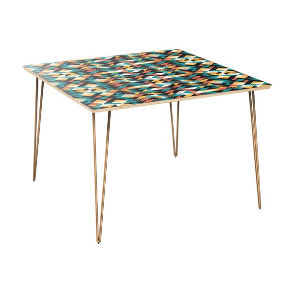 Reich Dining Table by World Menagerie
