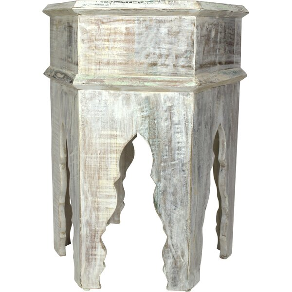 Cockburn End Table by Bungalow Rose
