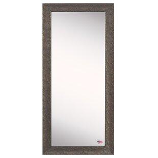 Astoria Grand Ornate Floor Accent Mirror