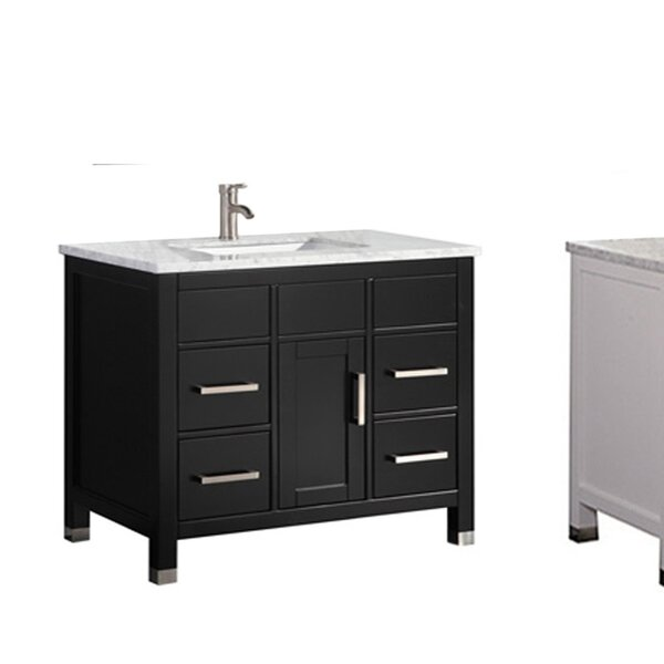 Peralez Modern 36 Single Bathroom Vanity Set by Brayden Studio