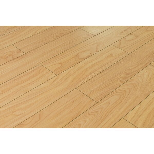 Killian 5 x 48 x 12mm Hickory Laminate Flooring in Batavia by Serradon