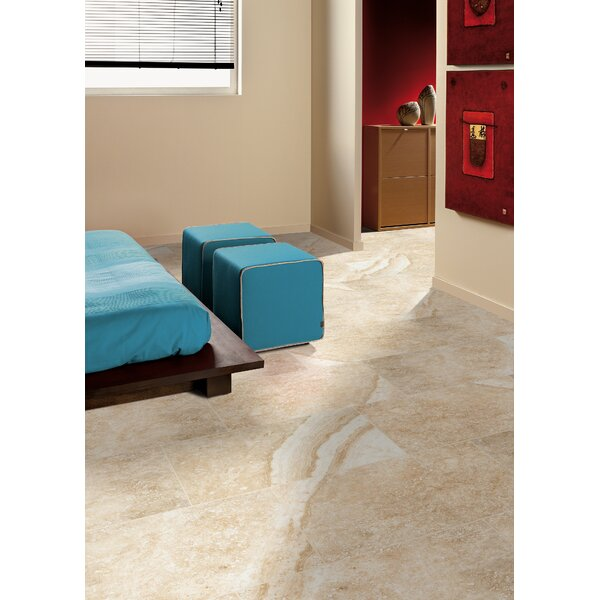 Aliso 12 x 24 Ceramic Field Tile in Beige by MSI