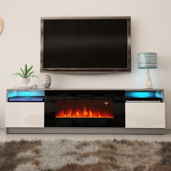 Delaine TV Stand For TVs Up To 88