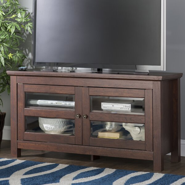 Comparison Flavio TV Stand for TVs up to 44 by Birch Lane™ Heritage