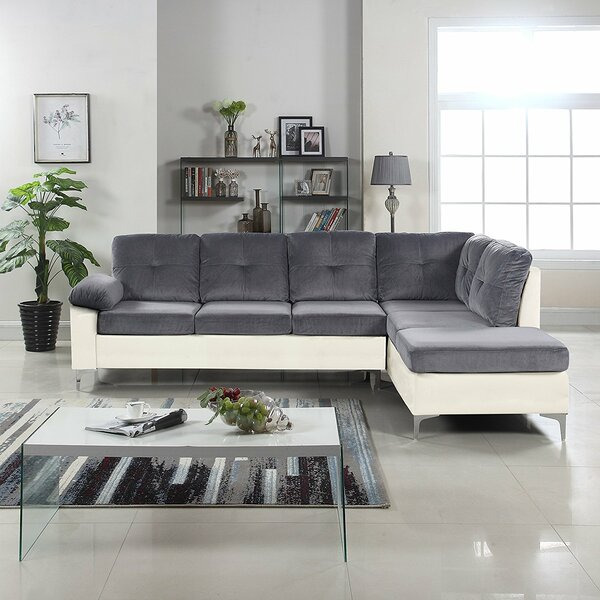 Kincade Right Hand Facing Sectional by Orren Ellis