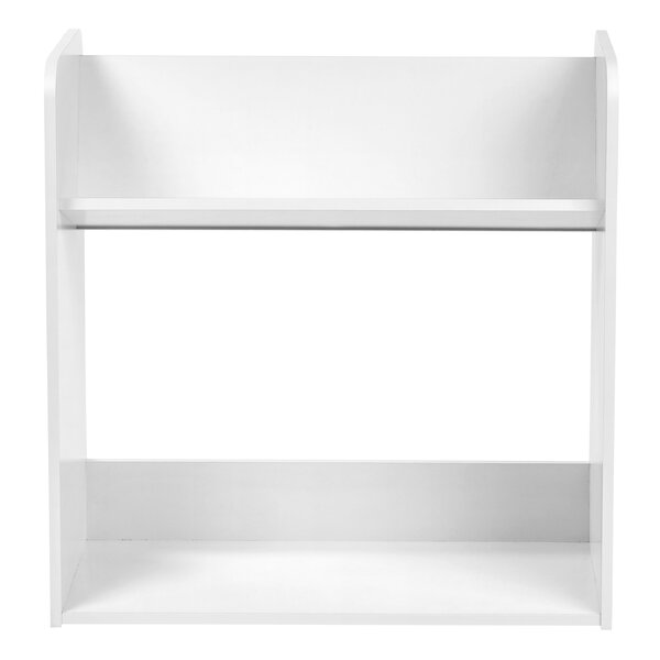 2-Tier Standard Bookcase by IRIS USA, Inc.