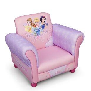 Disney Princess Childrenu0027s Chair
