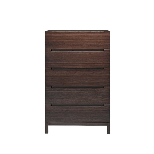 Orchid 5 Drawer Chest by Greenington