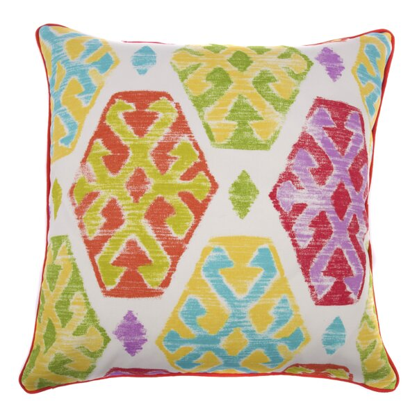 C OutdoorThrow Pillow by Jiti