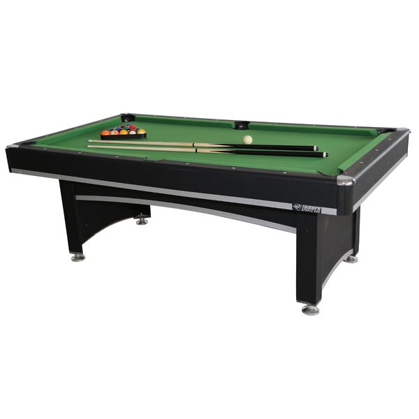 Phoenix Billiard Table with Table Tennis Top by Triumph Sports USA