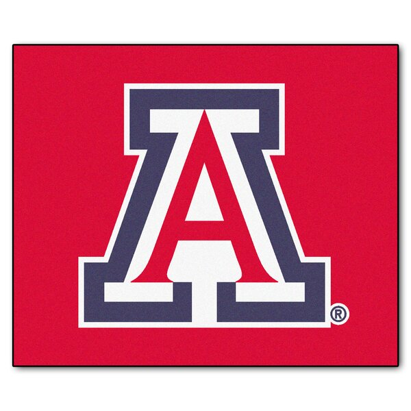 Collegiate University of Arizona Doormat by FANMATS