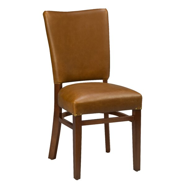 Beechwood Fully Seat Upholstered Dining Chair by Regal