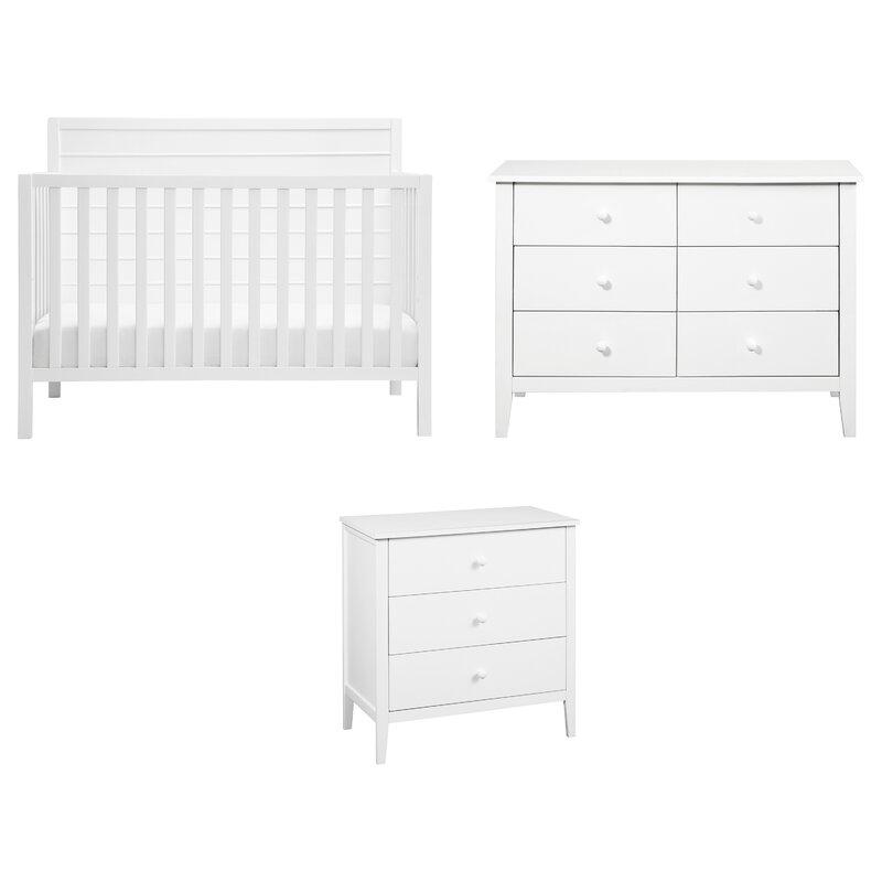 Piece Nursery Furniture Set