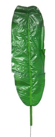 Banana Leaf Stem (Set of 2) by Bloomsbury Market