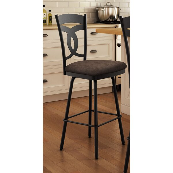 Countryside Style 31.63 Swivel Bar Stool by Amisco