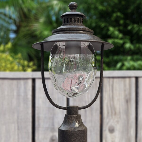 Avon 1-Light Lantern Head by August Grove