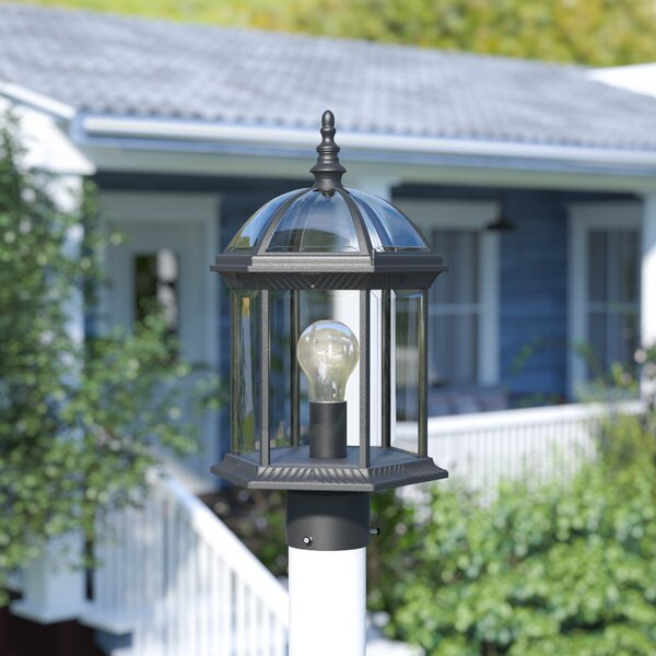 Adams 1-Light Lantern Head by Alcott Hill