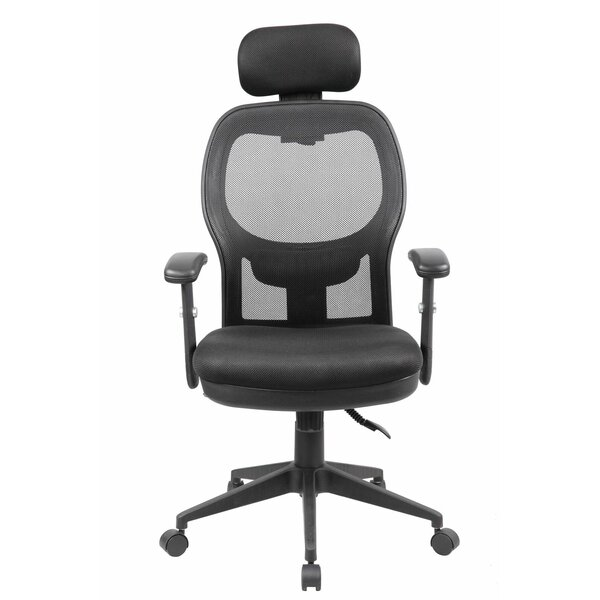 Fully Adjustable Ergonomic Mesh Office Chair by Symple Stuff