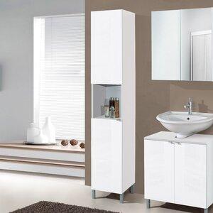 Tall Bathroom Cabinets | Wayfair.co.uk