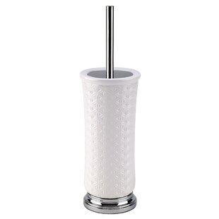 Price comparison Rise Ceramic Toilet Brush and Holder ByPopular Bath