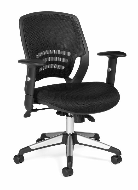 Mid Back Mesh Desk Chair By Offices To Go Guide To Buy