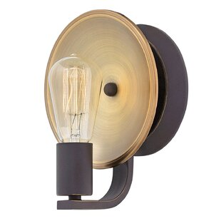 Shopping for Anspach 1-Light Bath Sconce By Ivy Bronx