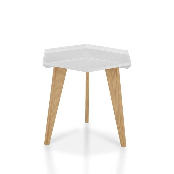 Eteuati End Table by Ebern Designs