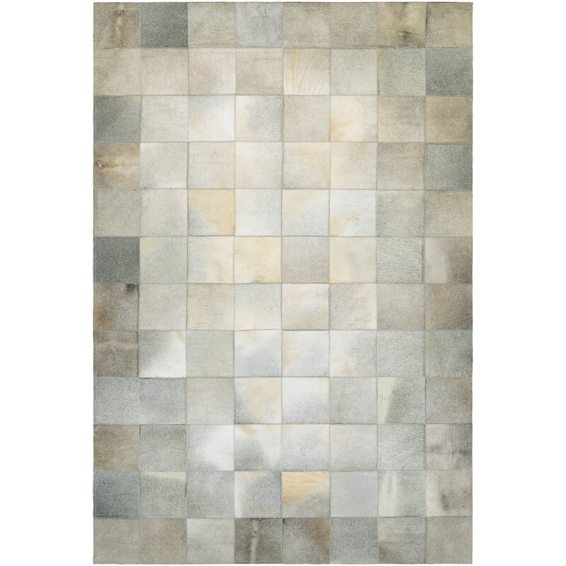 Williston Forge Rectangle Easthampton Geometric Handmade Ivory Area Rug Reviews Wayfair