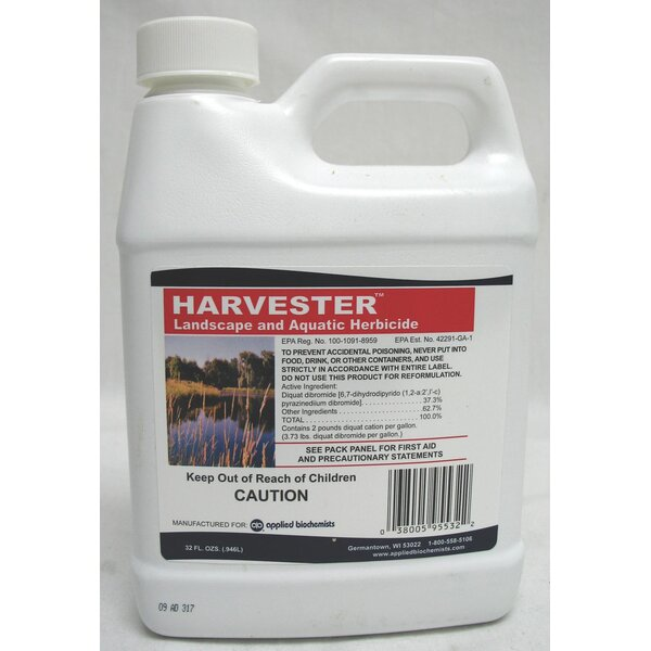 Harvester Landscape and Aquatic Herbicide by Applied Biochemists