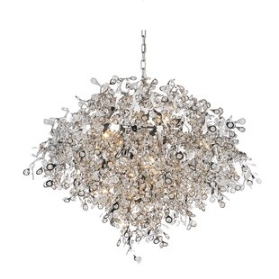 Comparison Ambriz 17-Light Chandelier By Everly Quinn