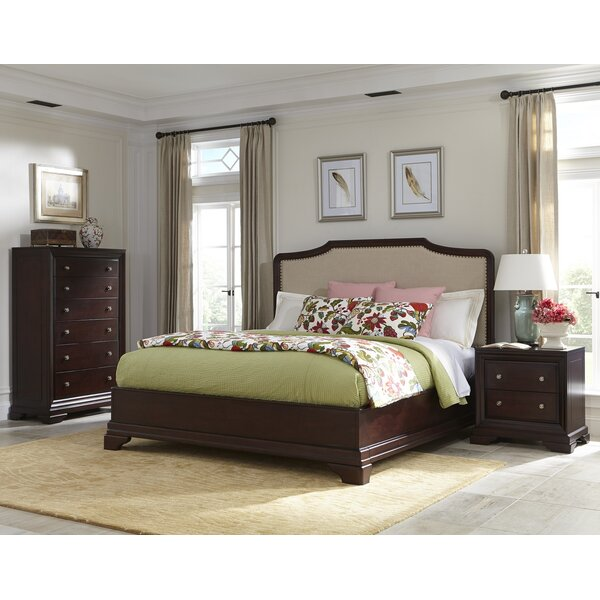 Newport Storage Platform Bed by Cresent Furniture