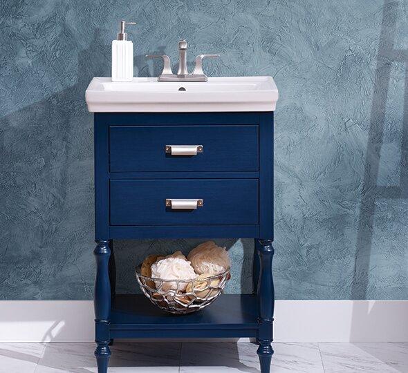 24 Single Bathroom Vanity Set by Birch Lane™