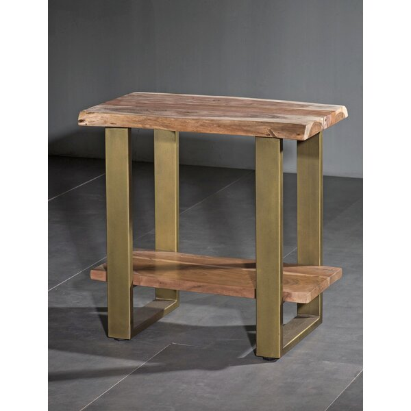 Setser 2 Shelf End Table by Ivy Bronx
