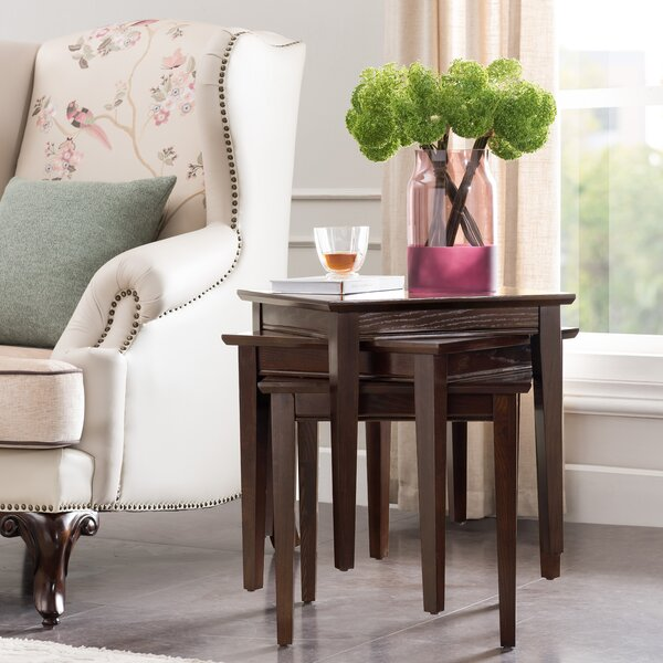 Onecre End Table (Set Of 3) By Red Barrel Studio