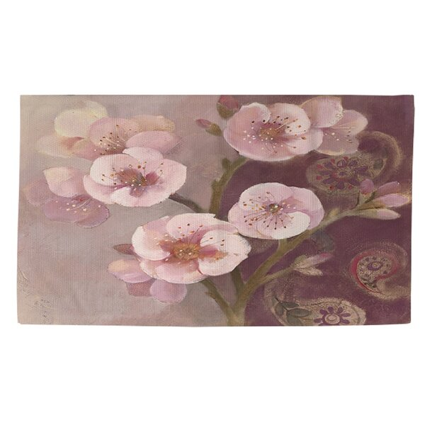 Gypsy Blossom 2 Area Rug by Manual Woodworkers & Weavers