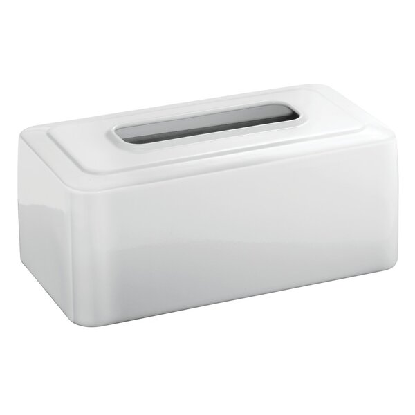 Olivia Tissue Box Cover by InterDesign