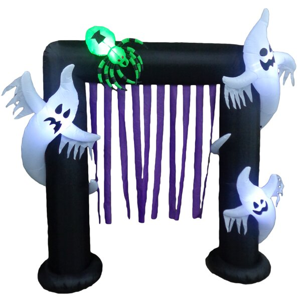 Halloween Inflatable Archway Indoor/Outdoor Decoration by BZB Goods