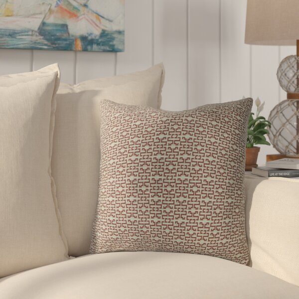 Cawley Luxury Throw Pillow by Longshore Tides