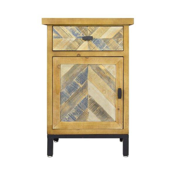 Chilson 1 Door Accent Cabinet