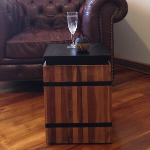 Chic Teak End Table Image
