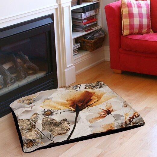 Happy Days Indoor/Outdoor Pet Bed by Manual Woodworkers & Weavers