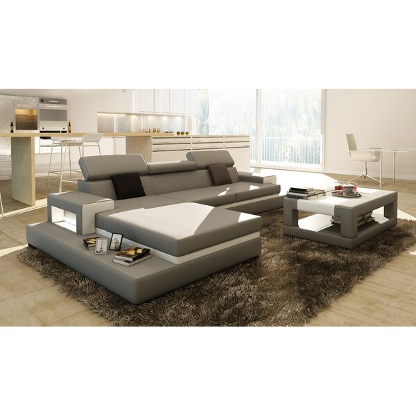 Sophia Sectional by Hokku Designs