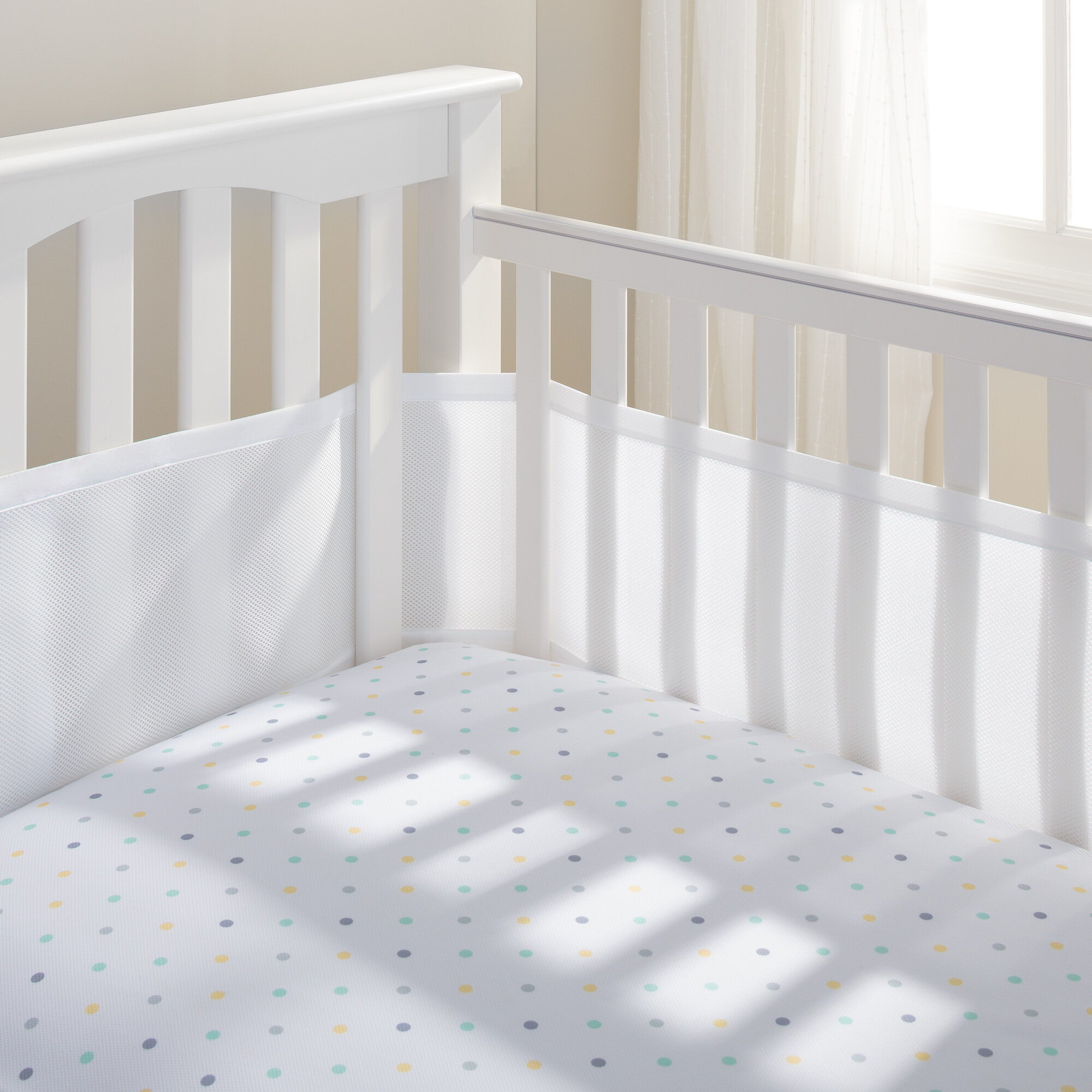 Crib Bumper Pattern Simple Inspiration Design