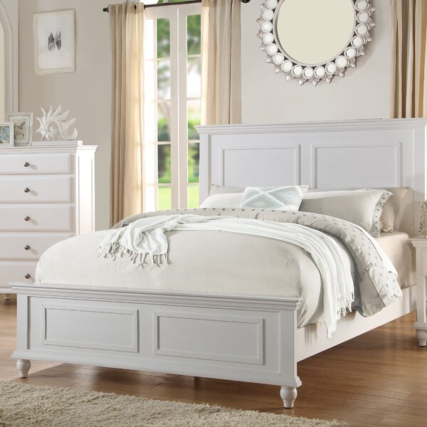 Georgetta Standard Bed by Three Posts