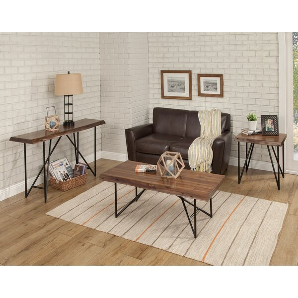 Courtdale 3 Piece Coffee Table Set by Foundry Select