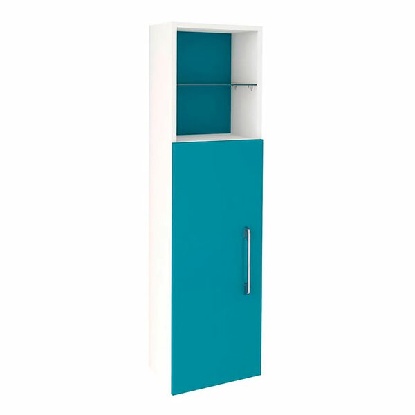 Ippolito 12 W x 45 H Wall Mounted Cabinet by Orren Ellis